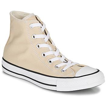Zapatos Zapatillas altas Converse CHUCK TAYLOR ALL STAR - SEASONAL COLOR Beige