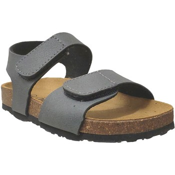 Zapatos Niño Sandalias Plakton Partner gris