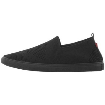 Zapatos Mujer Slip on Big Star FF274A609 Negros