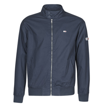 textil Hombre cazadoras Tommy Jeans TJM CUFFED COTTON JACKET Marino