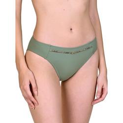 textil Mujer Bañador por piezas Lisca Medias de traje baño Ancona Verde Oscuro