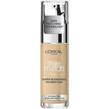 Belleza Mujer Base de maquillaje L'oréal Accord Parfait Foundation 2n-vanilla
