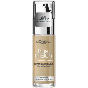 Belleza Mujer Base de maquillaje L'oréal Accord Parfait Foundation 6n-miel  30 ml