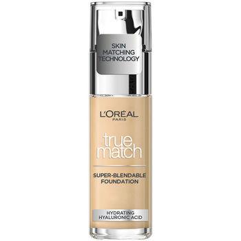 Belleza Mujer Base de maquillaje L'oréal Accord Parfait Foundation 1,5n-linen  30 ml