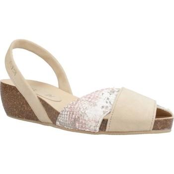 Zapatos Mujer Sandalias Ria 33201 2 Marron