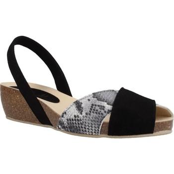 Zapatos Mujer Sandalias Ria 33201 2 Negro