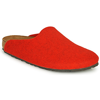 Zapatos Mujer Zuecos (Clogs) Birkenstock AMSTERDAM Rojo