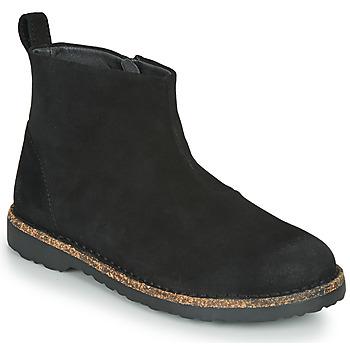 Zapatos Mujer Botas de caña baja Birkenstock MELROSE Negro
