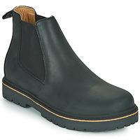 Zapatos Mujer Botas de caña baja Birkenstock STALON Negro