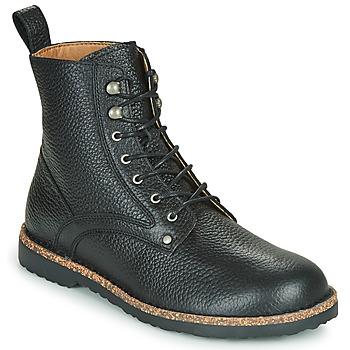 Zapatos Hombre Botas de caña baja Birkenstock BRYSON Negro