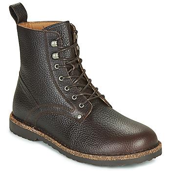 Zapatos Hombre Botas de caña baja Birkenstock BRYSON Marrón