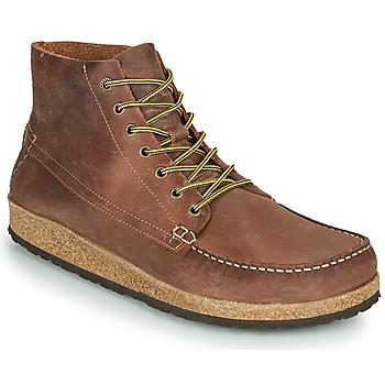 Zapatos Hombre Botas de caña baja Birkenstock MARTON Marrón