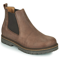 Zapatos Hombre Botas de caña baja Birkenstock STALON Marrón