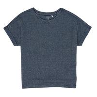 textil Niña Camisetas manga corta Name it NKFKYRRA Marino