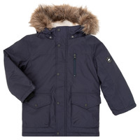 textil Niño Parkas Name it NMMMIBIS Marino