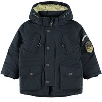 textil Niño Parkas Name it NMMMACK Marino