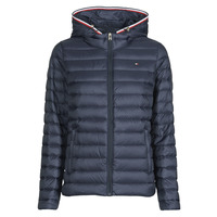 textil Mujer Plumas Tommy Hilfiger TH ESSENTIAL LW DWN PACK JKT Marino