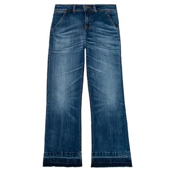 textil Niña Vaqueros bootcut Tommy Hilfiger KG0KG05199-1BJ Azul