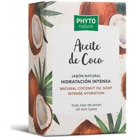 Belleza Bio & natural Luxana Phyto Nature Pastilla Jabón Aceite Coco 120 Gr 120 g