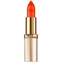 Belleza Mujer Pintalabios L'oréal Color Riche Lipstick 163-orange Magique 1 u