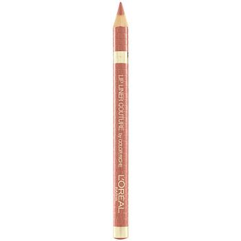 Belleza Mujer Lápiz de labios L'oréal Color Riche Lip Liner Couture 630-beige À Nu