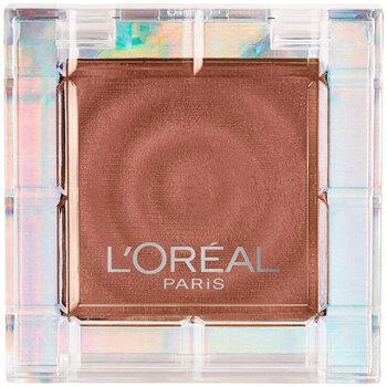 Belleza Mujer Sombra de ojos & bases L'oréal Color Queen Mono Sombra Ojos 02-force