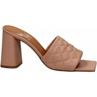 Zapatos Mujer Sandalias Mivida CHIFFON nude