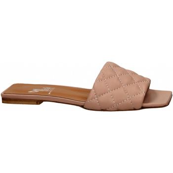Zapatos Mujer Zuecos (Mules) Mivida CHIFFON nude