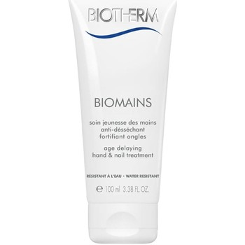 Belleza Cuidados manos & pies Biotherm BIOMAINS HAND TREATMENT 100ML Multicolor