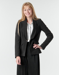 textil Mujer Chaquetas / Americana Morgan VETINI Negro