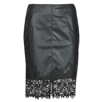 textil Mujer Faldas Morgan JAMIL Negro