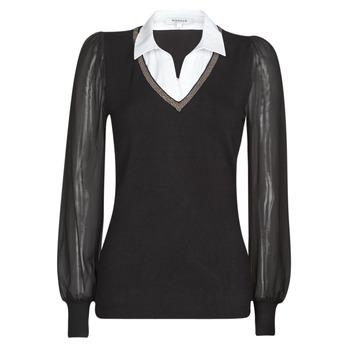 textil Mujer Jerséis Morgan MVANI Negro
