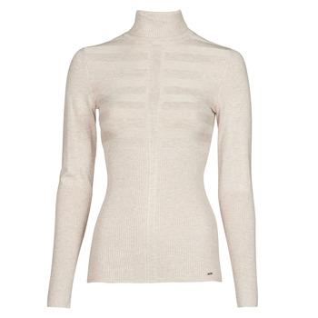 textil Mujer Jerséis Morgan MENTOS Beige