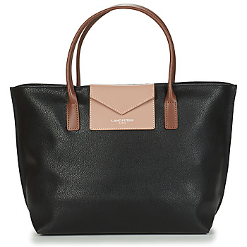 Bolsos Mujer Bolso shopping LANCASTER MAYA Negro
