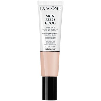 Belleza Mujer Base de maquillaje Lancome SKIN FEELS GOOD HYDRATING BASE 12W SUNNY AMBER Multicolor