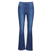 textil Mujer Vaqueros bootcut Pepe jeans DION FLARE Azul / Medium / He1