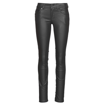 textil Mujer Vaqueros slim Pepe jeans NEW BROOKE Negro