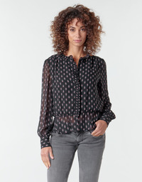 textil Mujer Tops / Blusas Pepe jeans NORA Negro