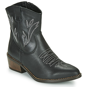 Zapatos Mujer Botines Musse & Cloud TOPY Negro