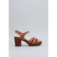 Zapatos Mujer Sandalias Sandra Fontan MADERA Amarillo