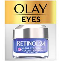 Belleza Mujer Antiedad & antiarrugas Olay Regenerist Retinol24 Crema Contorno Ojos Noche  15 ml
