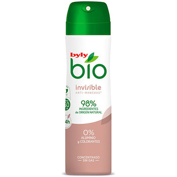Belleza Desodorantes Byly Bio Natural 0% Invisible Deo Spray  75 ml