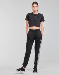 textil Mujer Pantalones de chándal adidas Originals SLIM PANTS Negro
