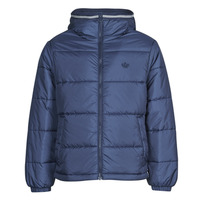 textil Hombre Plumas adidas Originals PAD HOODED PUFF Azul / Navy / Collégial