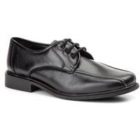 Zapatos Hombre Derbie Cbp - Conbuenpie Zapatos con cordones de piel de hombre by CBP Noir