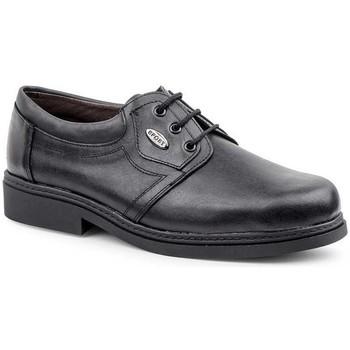 Zapatos Hombre Derbie Iberico Shoes Zapatos con cordones de piel de hombre by Iberico Noir