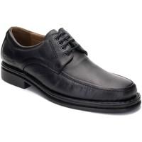 Zapatos Hombre Derbie Comodo Sport Zapatos con cordones de piel de hombre by Noir