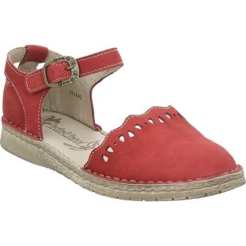 Zapatos Mujer Sandalias Josef Seibel Sofie 36 Rojos