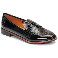Zapatos Mujer Mocasín Moony Mood NOULIE Negro