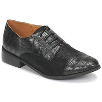 Zapatos Mujer Derbie Moony Mood NOULESSE Negro